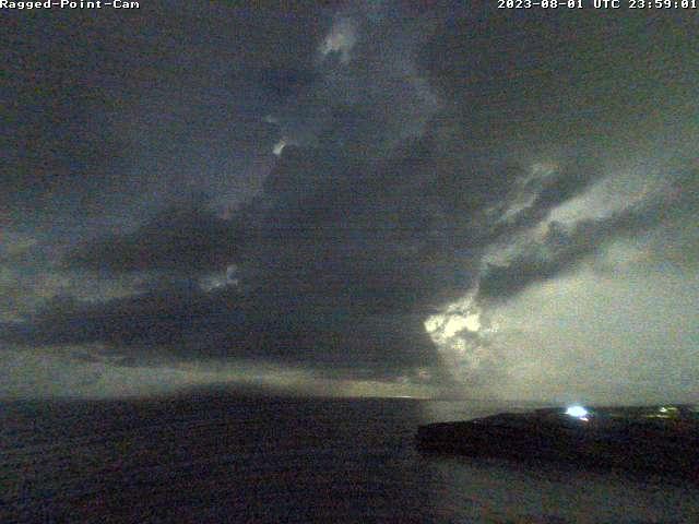 Cortesía Barbados Cloud Observatory